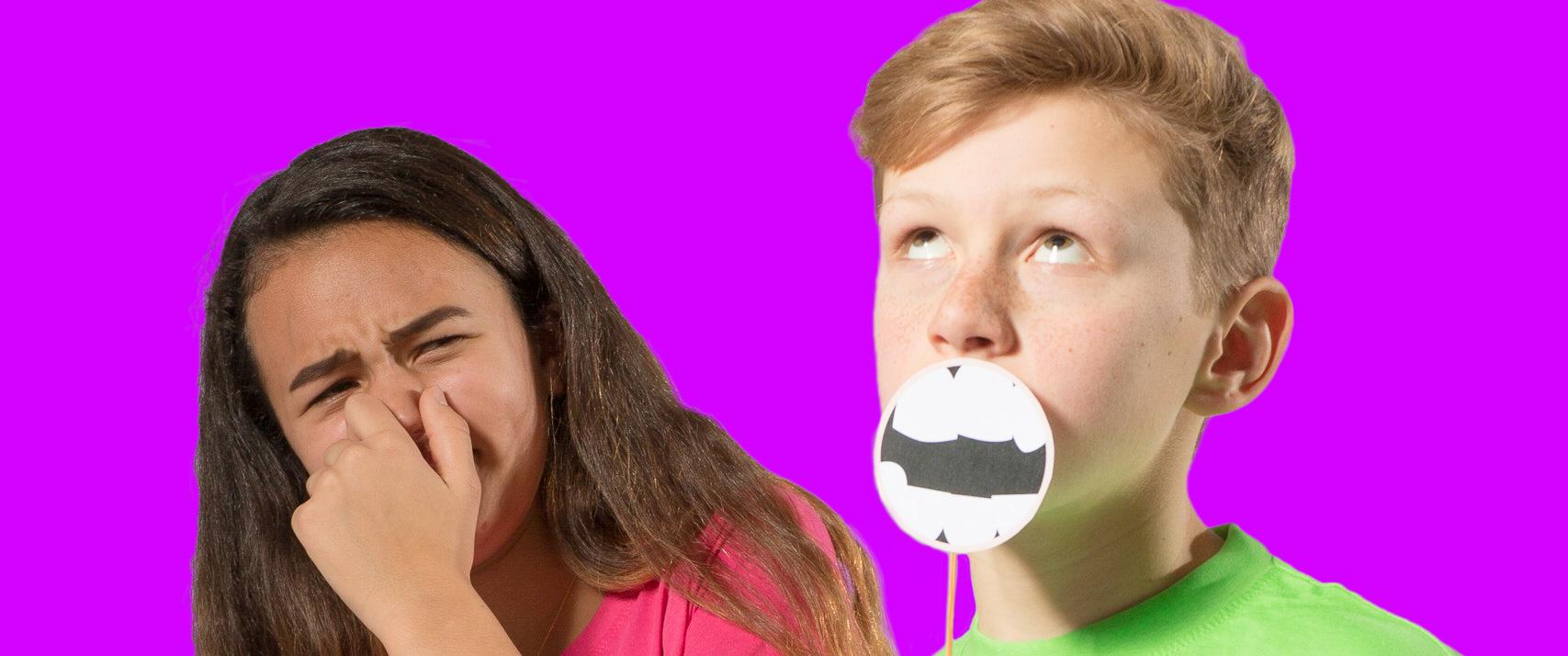 Erster Kuss ohne Mundgeruch - Rock Your Smile